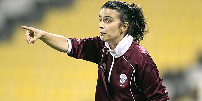 helena costa entraineur clermont foot ligue2