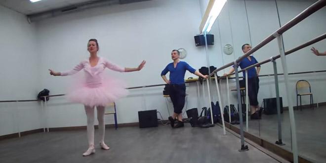 la connasse danse classique