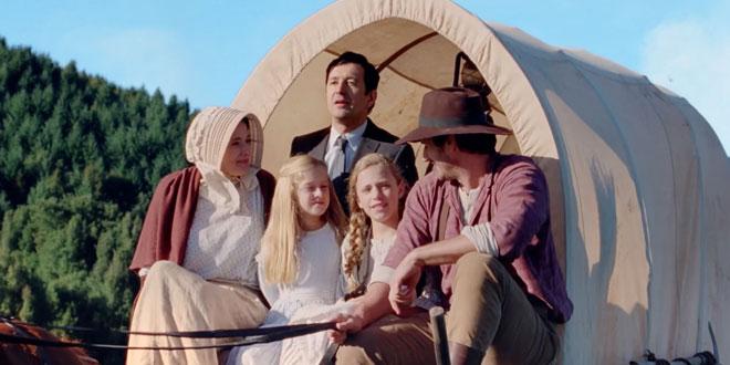 La famille ingalls cherche une nouvelle maison for 7 a la maison personnage