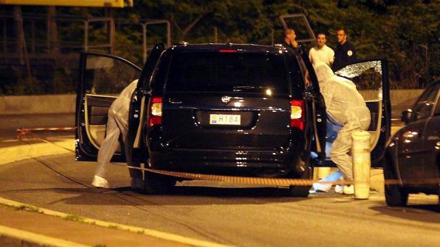 helene pastor chauffeur mohammed deces fusillade