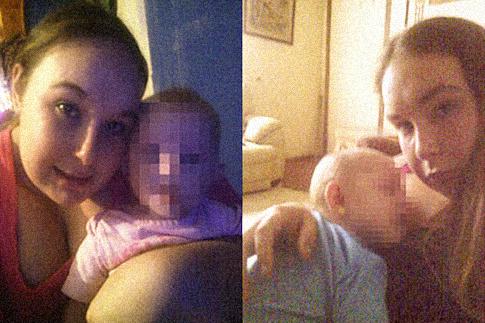 Misty VanHorn vend ses enfants sur facebook