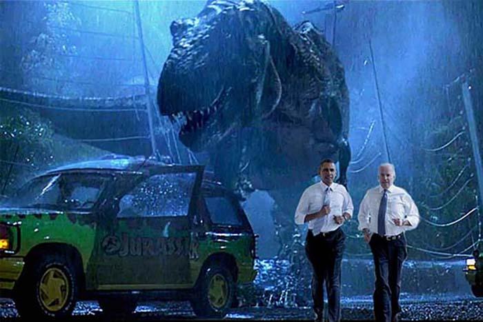 obama-biden-running-Jurassic-Parc