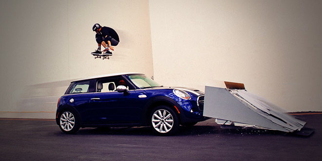 pub mini cooper saut tony hawk skate