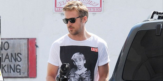 ryan gosling est fan de Macaulay Culkin