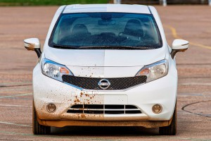 self cleaning car