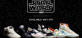 star wars baskets vans