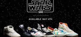 star wars baskets vans