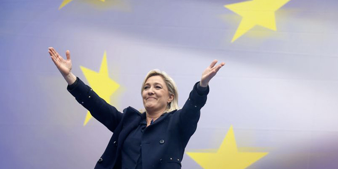 victoiire front national europeennes 2014