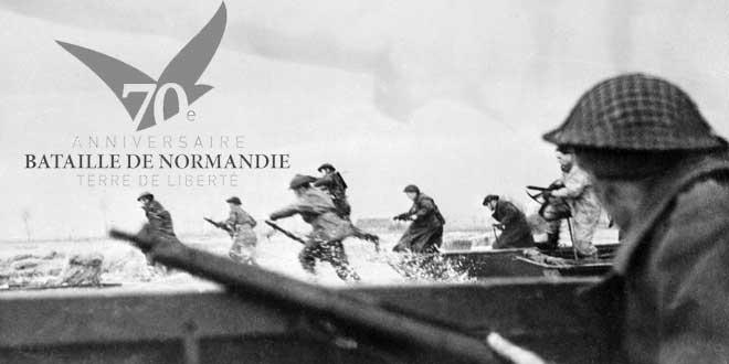 70e anniversaire debarquement normandie commemoration