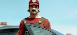 Super Mario dans la nouvelle pub mercedes