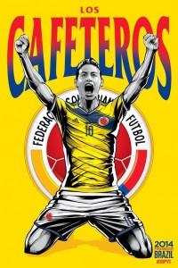 colombie coupe du monde 2014