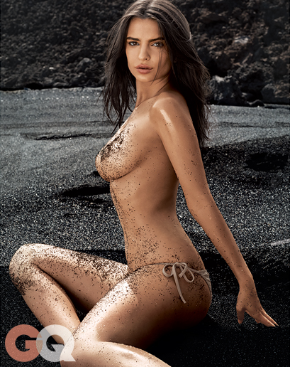 emily ratajkowski nue photo gq