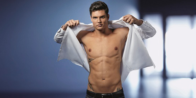 florent manaudou sexy pub tv williams