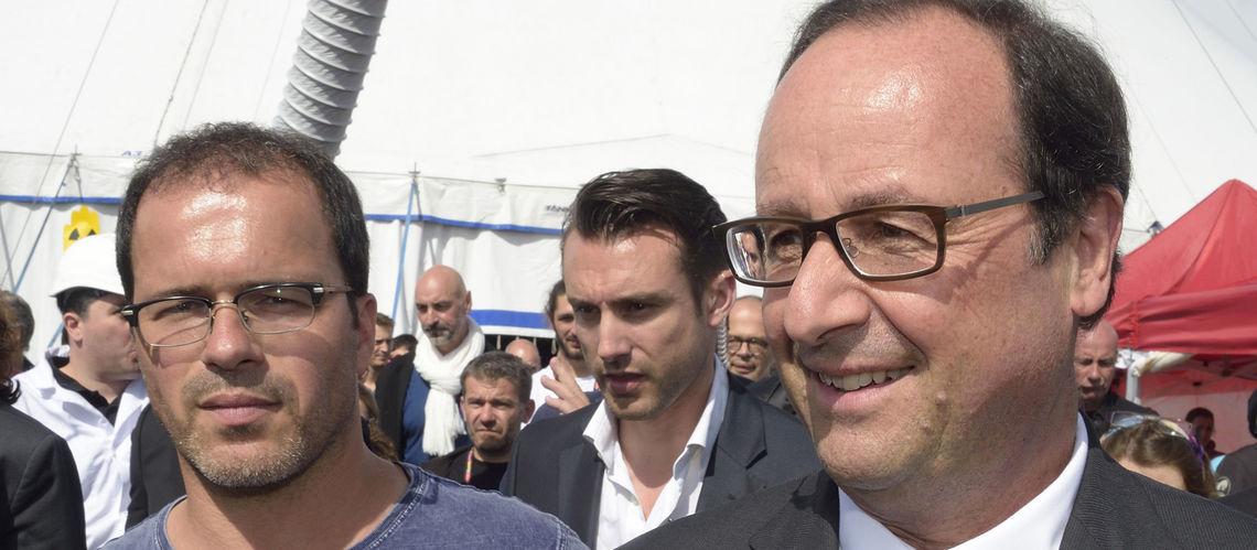 françois hollande change lunettes