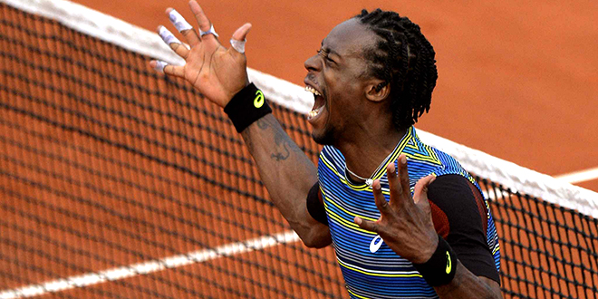 gael monfils cover