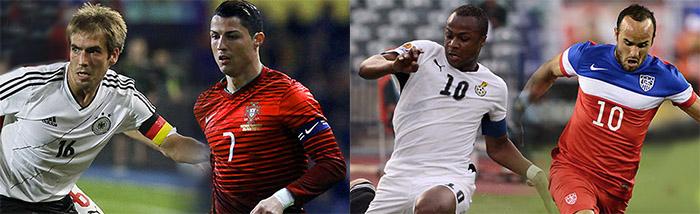 Les pays bas et les etats unis prennent l 39 avantage - Coupe du monde etats unis ...
