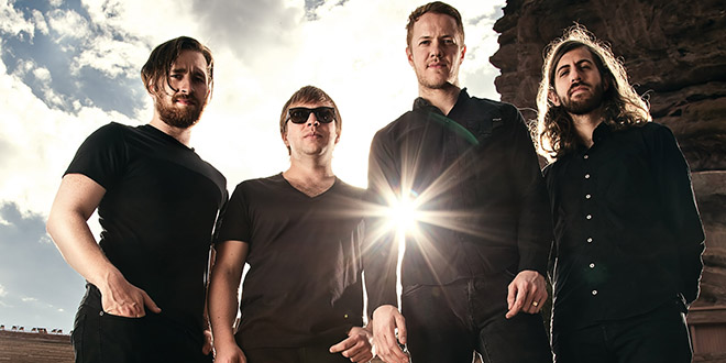 imagine dragons live paris