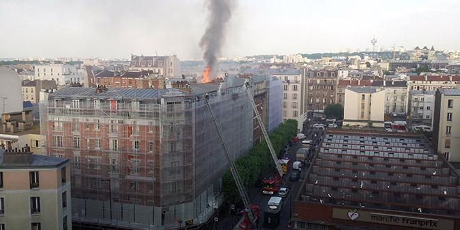 incendie aubervilliers enfants 12 ans feu mort