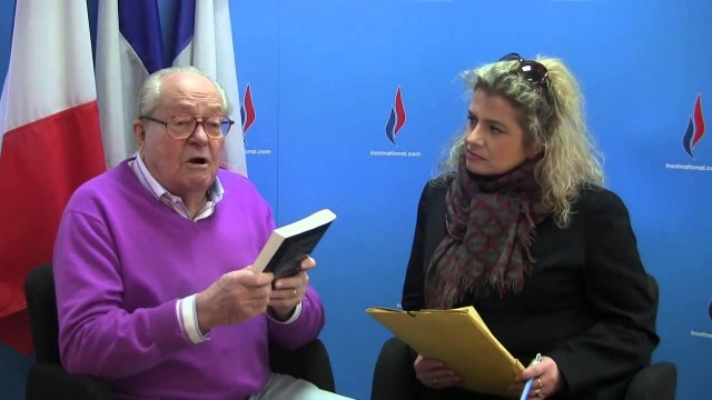 journal de bord jean marie le pen