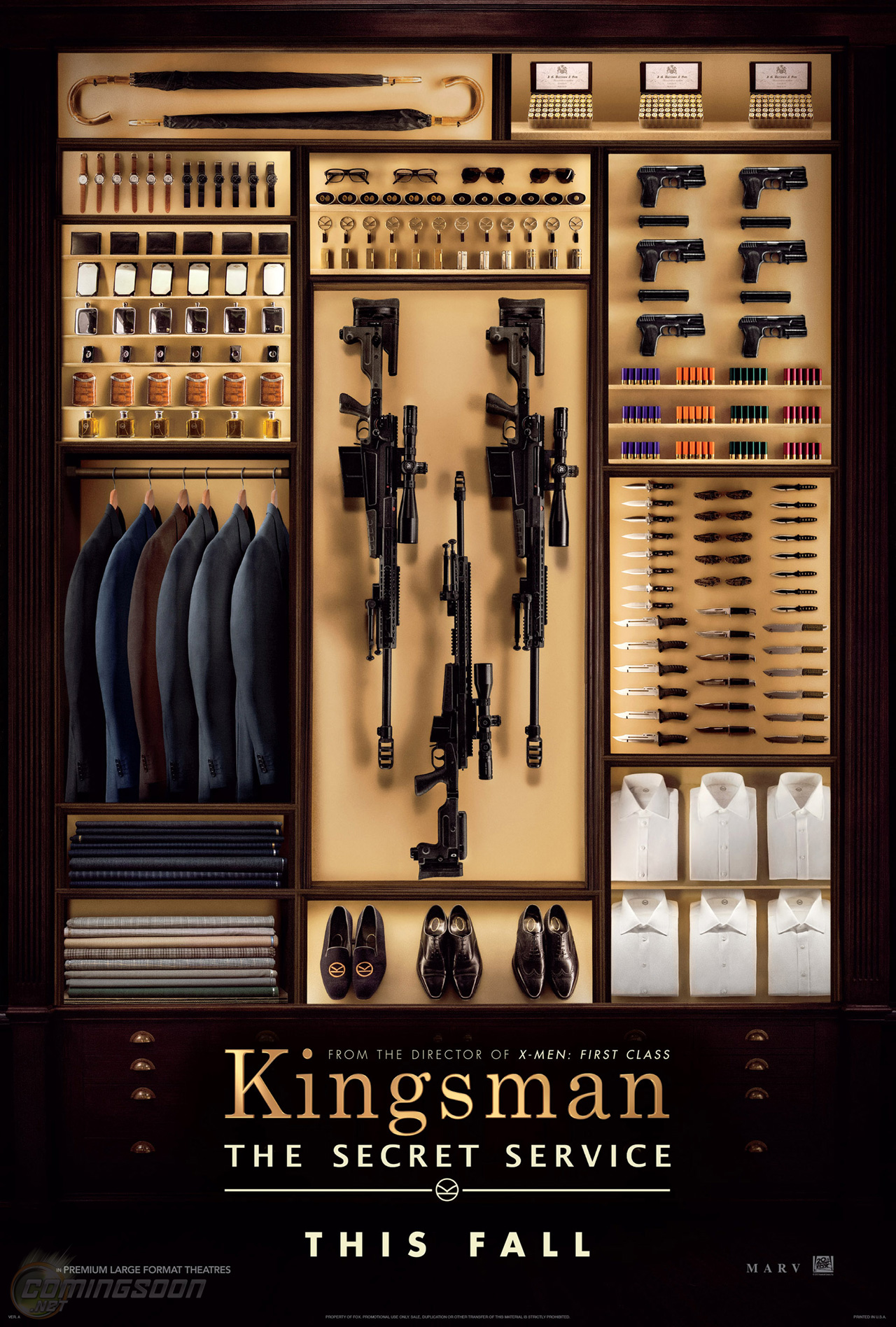 kingsman film trailer