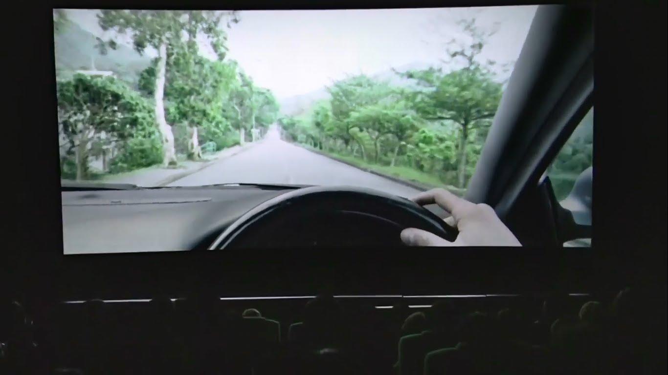voiture cinema campagne sensibilisation