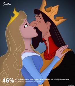 princesses disney peres