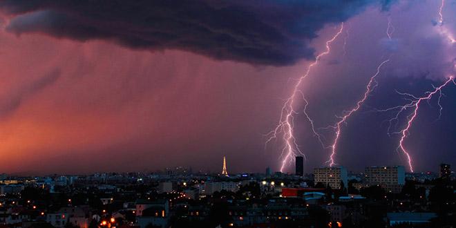 orage grele alerte paris ile de france