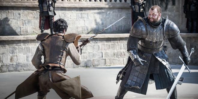 reactions episode 8 saison 4 game of thrones