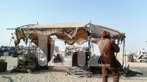 star wars 7 photo tournage