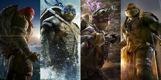 Nouvelle bande annonce des tortues ninja au cin ma - Le rat des tortue ninja ...
