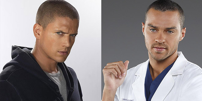 wentworth miller docteur avery jeremy meeks