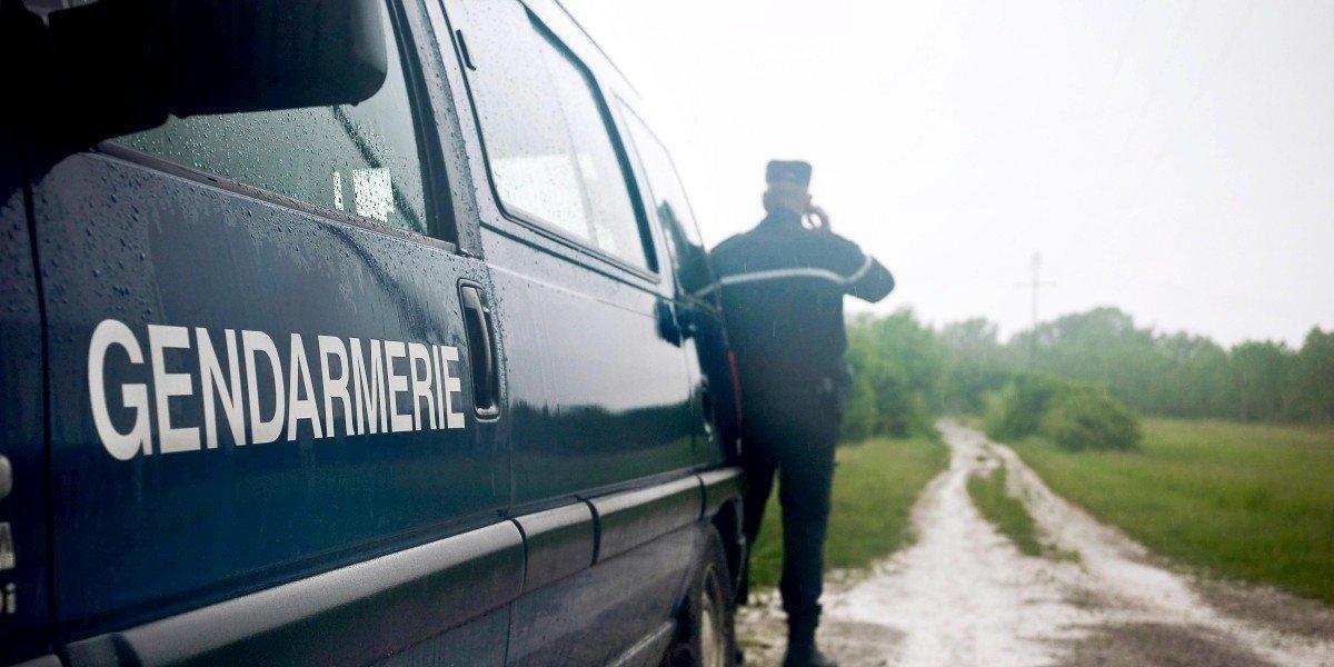 gendarme foret tarnos