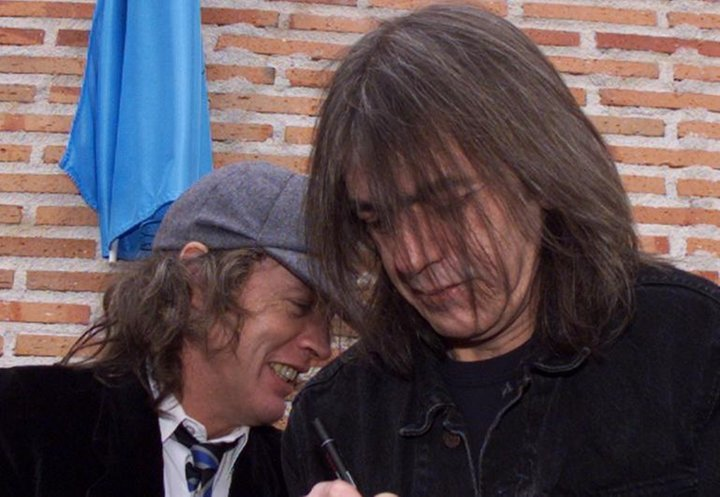 malcolm young maladie ac dc