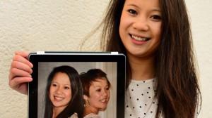 soeurs jumelles se decouvrent grace a facebook