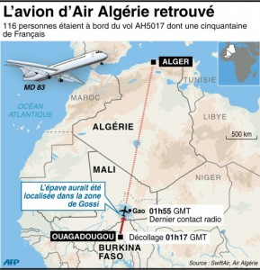 avion air algerie ah5017
