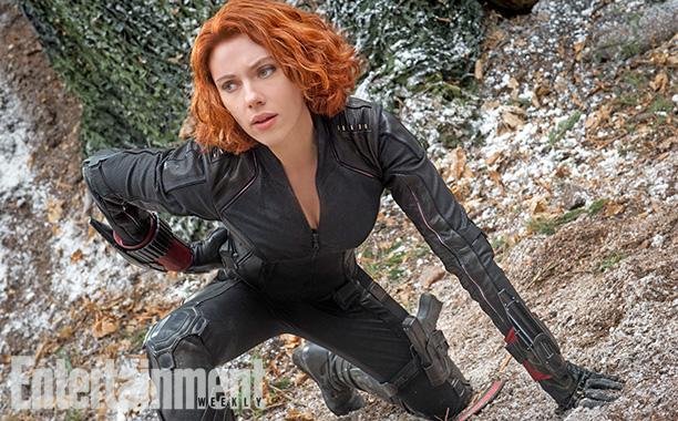 Avengers age of ultron scarlett johansson