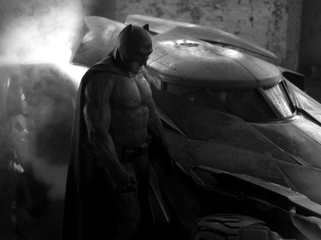 ben affleck batman photo superman