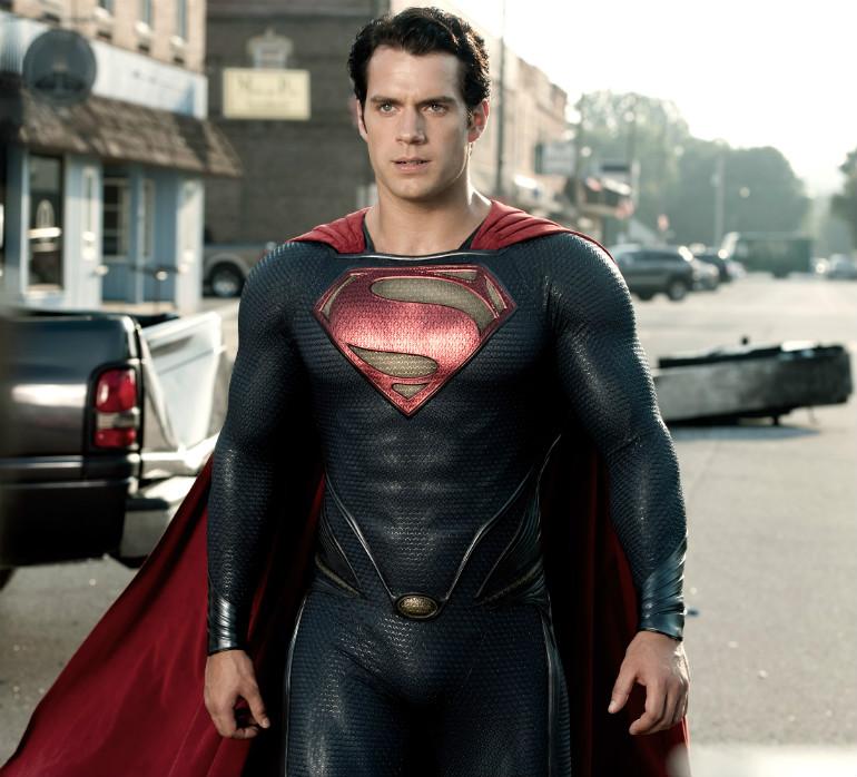 Henry Cavill Superman 2