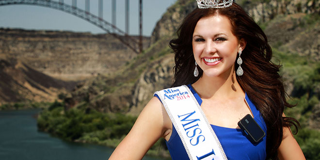 Miss Idaho Sierra Sandison