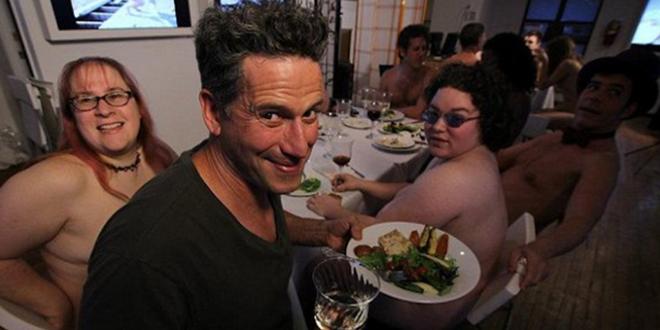 Restaurant nudiste new York