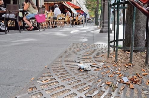 interdit de fumer parc jardin public paris