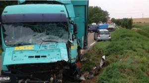 accident minibus nangis poids lourd enfants morts