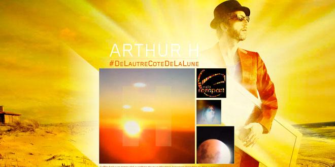 arthur H film interactif instagram nouvel album