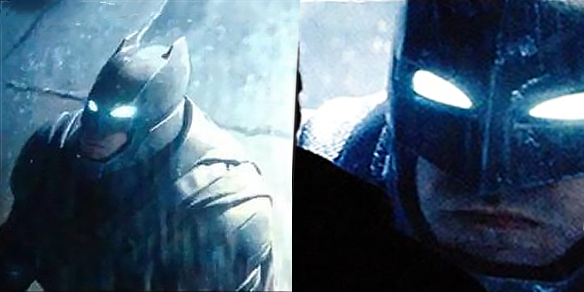 batman v superman dawn of justice leak teaser video