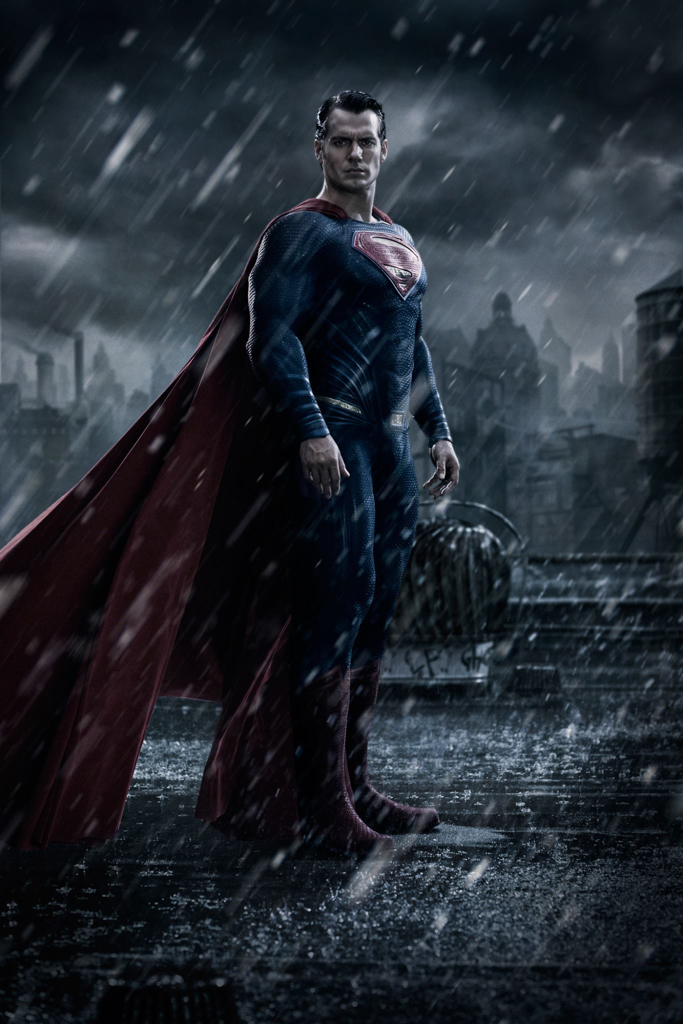 batman vs superman photo officielle