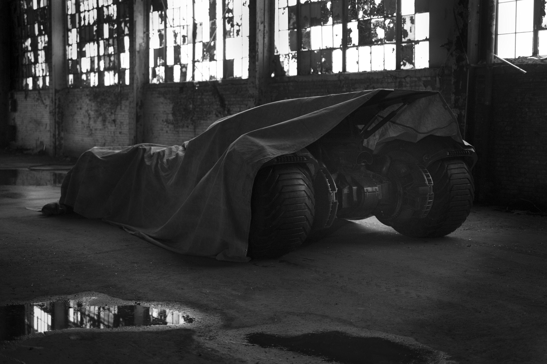 batmobile batman ben affleck v superman dawn of justice
