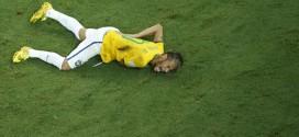 blessure de neymar