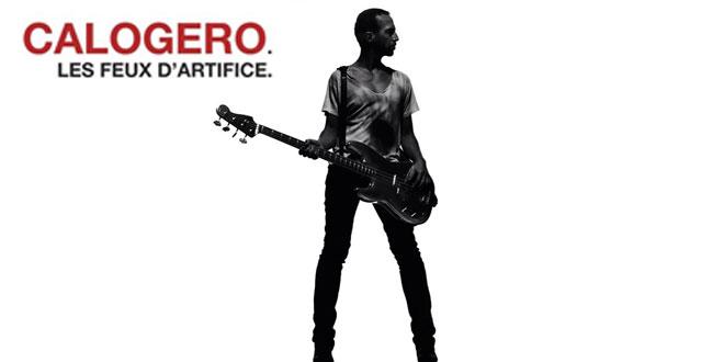 calogero nouvel album les feux d'artifice clip video