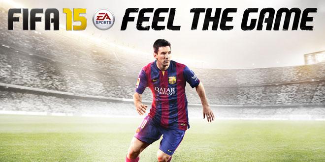 fifa 15 nouvelle video gameplay emotion joueurs spectateurs