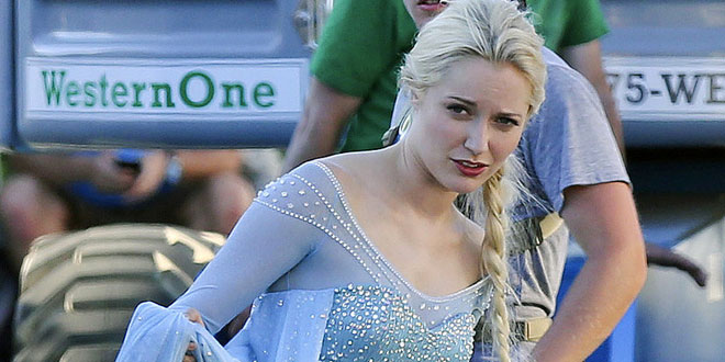 georgina haig reine des neiges once upon a time